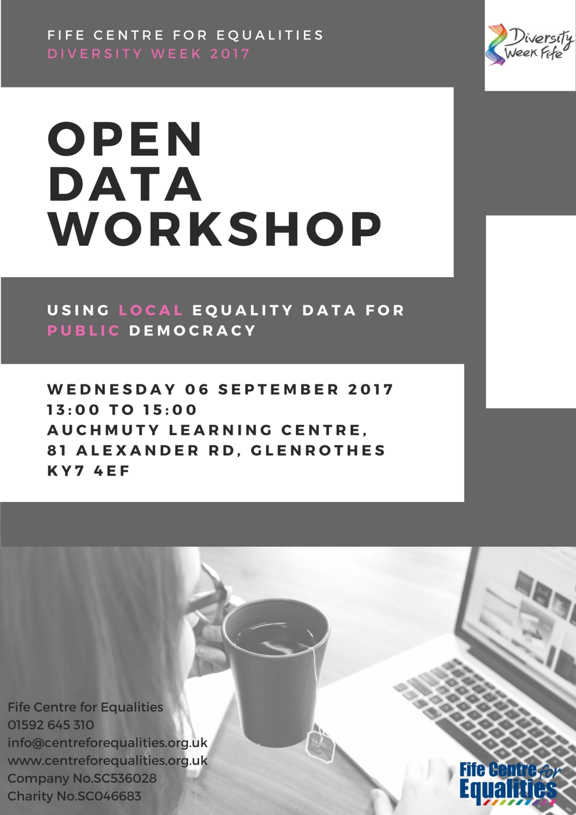 Diversity Week 2017: Open Data Workshop Evaluation Report