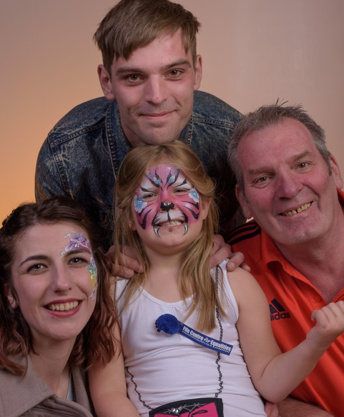 DW16 Gala - Face Painting & Photo Booth