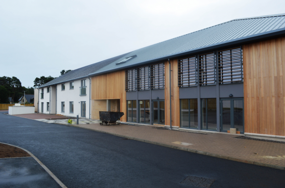 Equality News Update:  Work completed on houses for dementia sufferers in Elgin