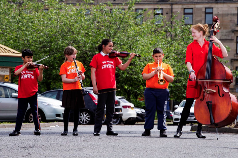 Equality News Update:  Glasgow music tuition project for children in poor areas praised for 'potential to transform lives'