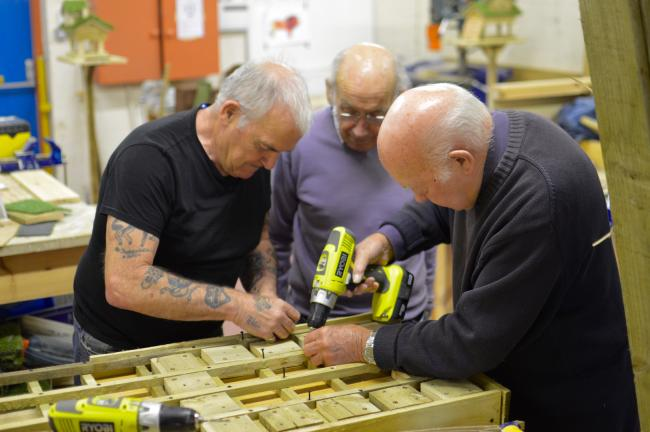 Equality News Update: New men's shed will help stop isolation in Dundee