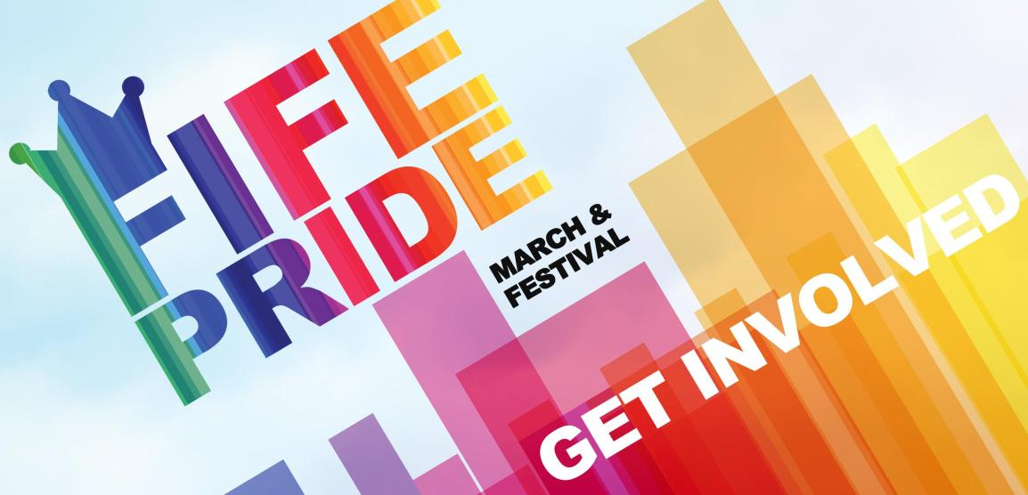 Equality News Update:  Fife Pride set to return next year