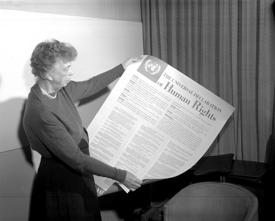 Equality News Update: The Universal Declaration of Human Rights turns 70