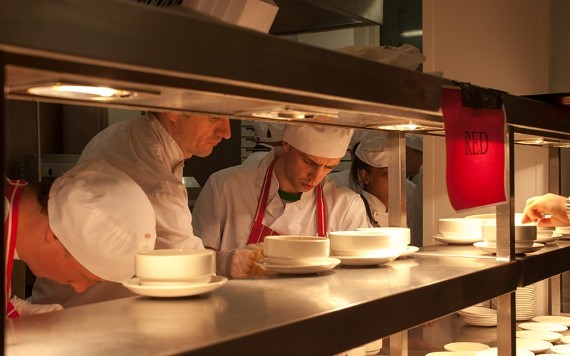 Equality News Update: Big Yes for award-winning scheme turning young offenders into chefs