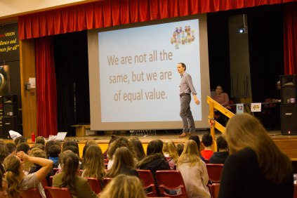Glenrothes High School Diversity Day